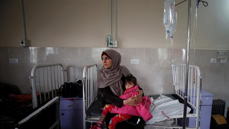 Israeli authorities approved fewer than half the medical permit requests it received in 2017, the lowest level since 2008 [File: Reuters]