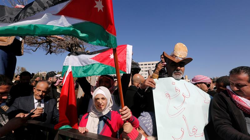 Jordan's economic crisis threatens political stability