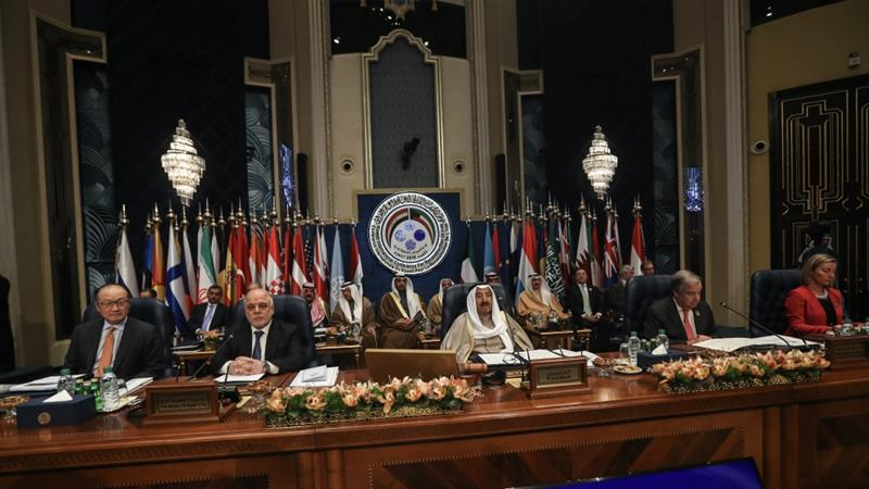 UAE and Gulf states pledge billions for Iraq