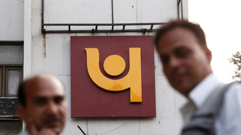 PNB says it has suspended at least 10 employees [Adnan Abidi/Reuters]