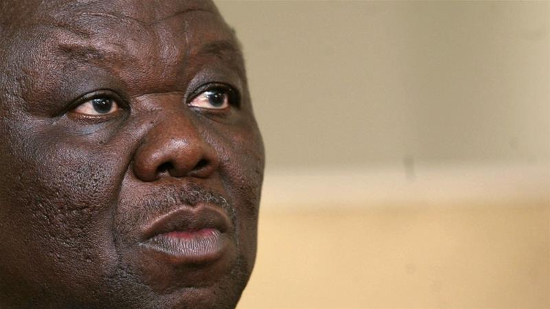 Morgan Tsvangirai: From a nickel miner to an icon