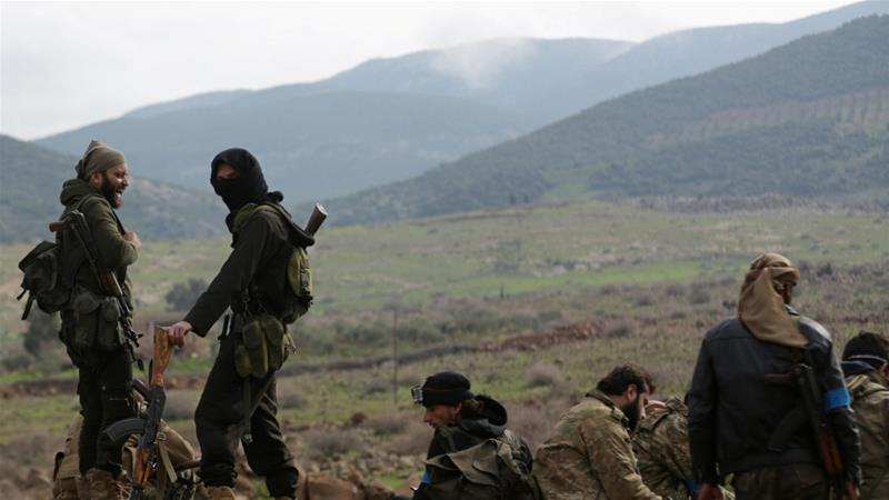 Turkey sends special forces for next stage of Afrin offensive