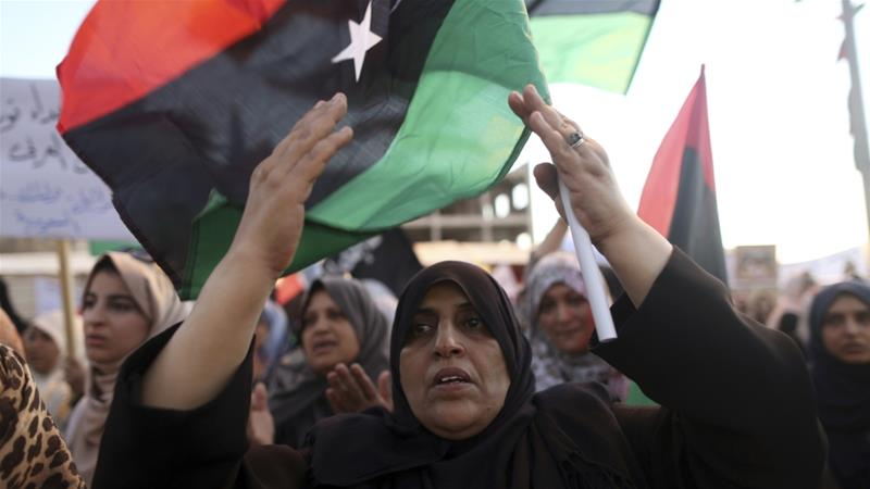 Libya: From Arab Spring to failed state?