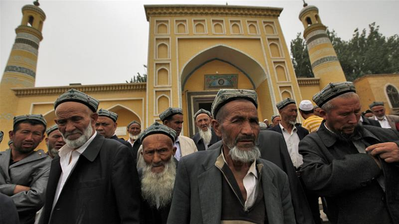 Is China holding Uighur Muslims in secret camps?