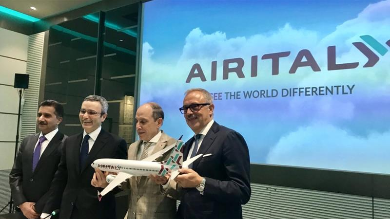 Air Italy expands as UAE-backed Alitalia goes bankrupt