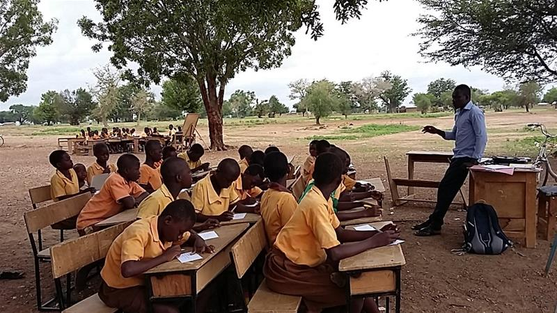 Image result for Q&A: The reality of free education for all in Ghana