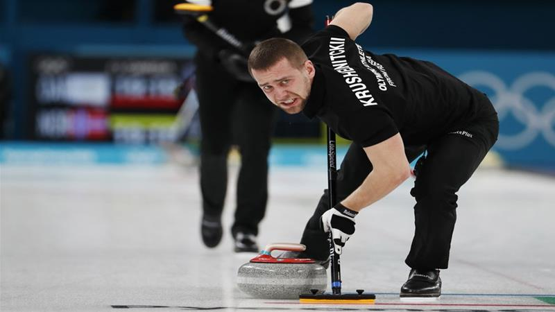 Russian curler's doping hearing cancelled