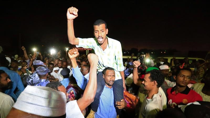 Sudan releases activists arrested over 'bread protests'