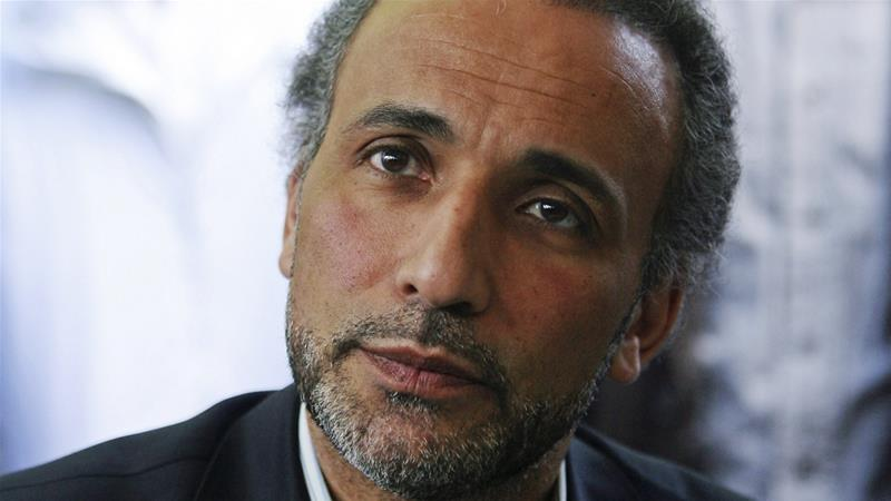 Ramadan has vehemently denied the allegations against him [Stephane Mahe/Reuters]