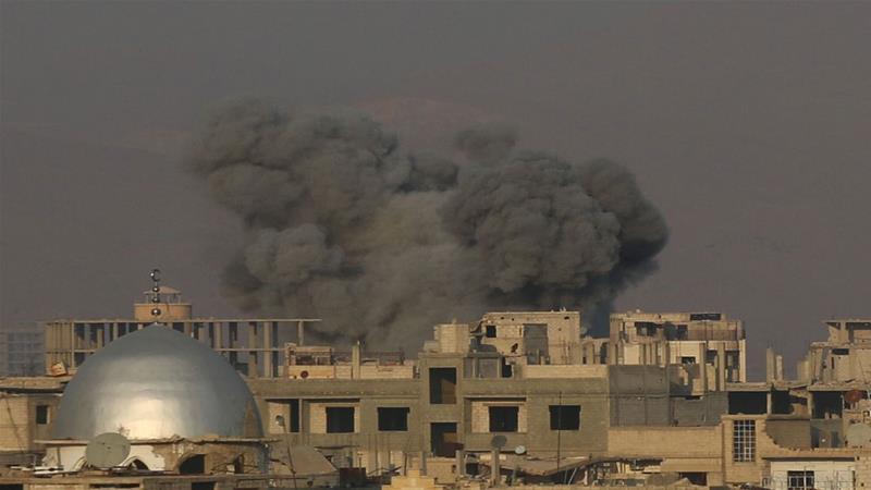 UN: 'Senseless human suffering' must end in East Ghouta