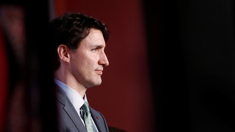 Amid criticism, Trudeau said this week that Canada supports a 'united India' [Adnan Abidi/Reuters]