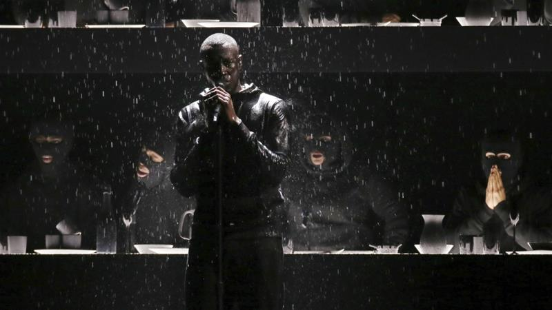 Stormzy to Theresa May: Where's the money for Grenfell?