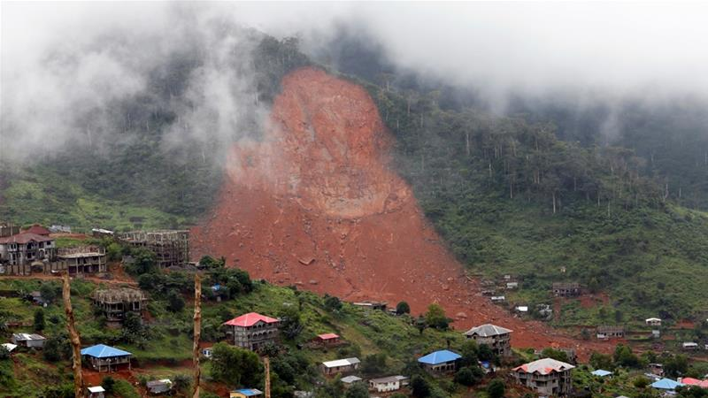 Sierra Leone: The Mountain Will Fall