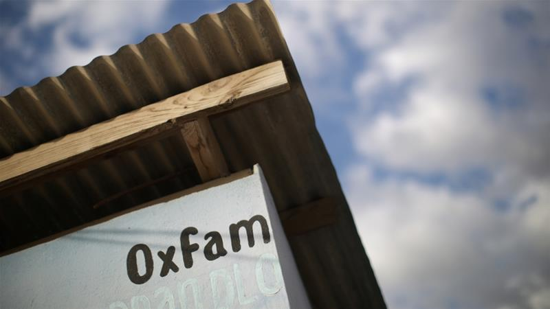 Oxfam boss apologises over abuse of Haiti quake victims
