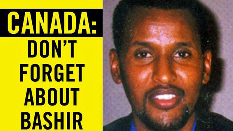 Canadian Bashir Makhtal, 49, has been imprisoned in Ethiopia since January 2007 on charges of 'terrorism' [Courtesy: Amnesty]