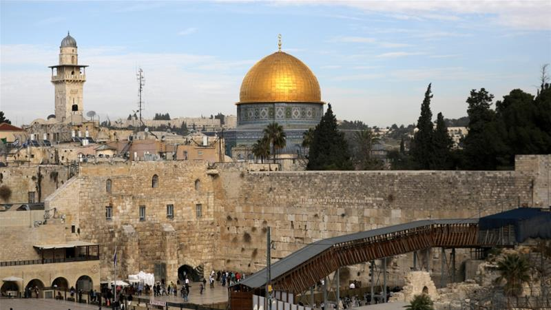 US to open Jerusalem embassy in May 2018