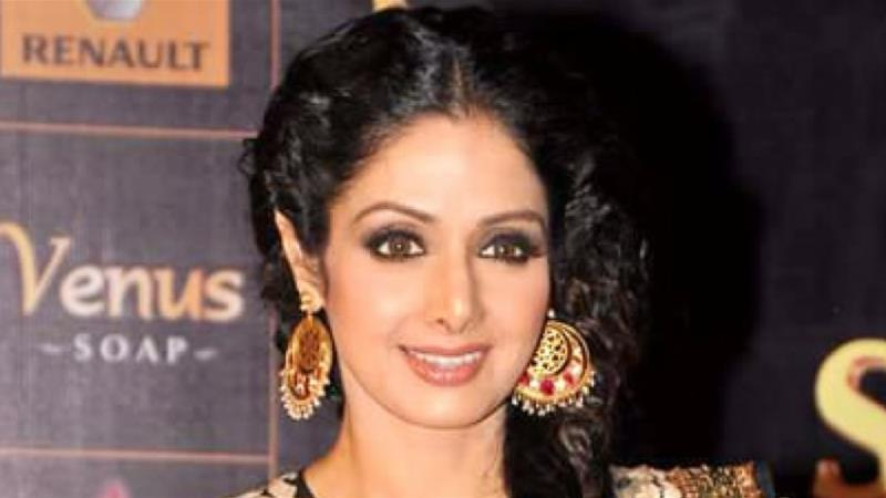 Reports: Bollywood icon Sridevi dies aged 54
