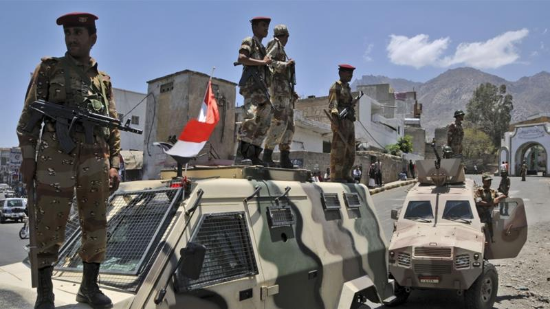 Dozens Killed, Wounded In South Yemen Attacks Claimed By Islamic State