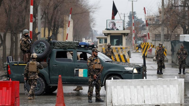 The site of the Kabul suicide attack was close to the NATO headquarters and the US embassy