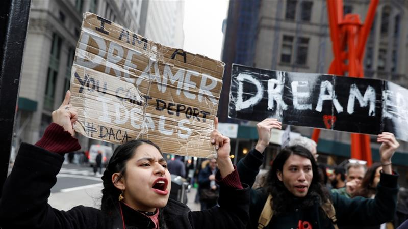 US Supreme Court refuses to hear Trump bid to end DACA