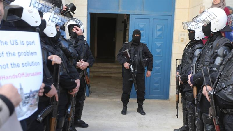 PLO: 3000 policemen dispatch to take control of Gaza