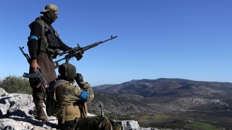Turkish military: 2222 terrorists 'neutralized' in Syria's Afrin region