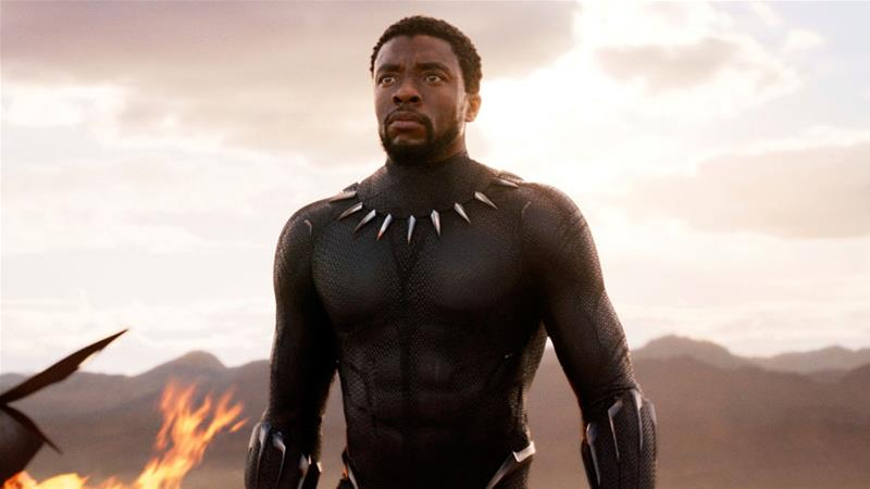 Image result for Black Panther film images