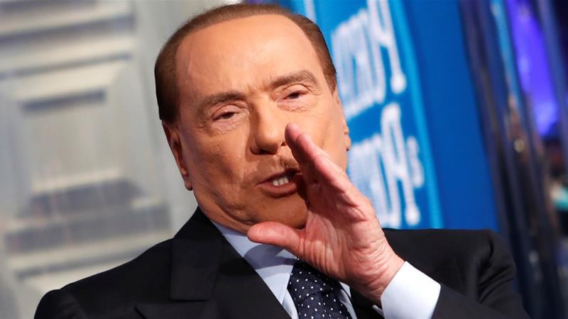 Resultado de imagen para Fotos de Silvio Berlusconi