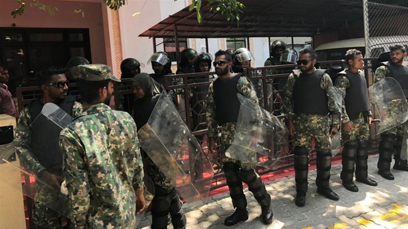 'No rights for ex-VP Adeeb on Maldives soil', says Prez