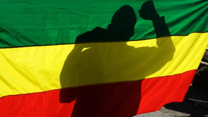 Ethnic politics is not a necessary evil that Ethiopia has to live with - it is rather an existential threat, write Gebreluel, Bedasso and Mamo [Reuters]