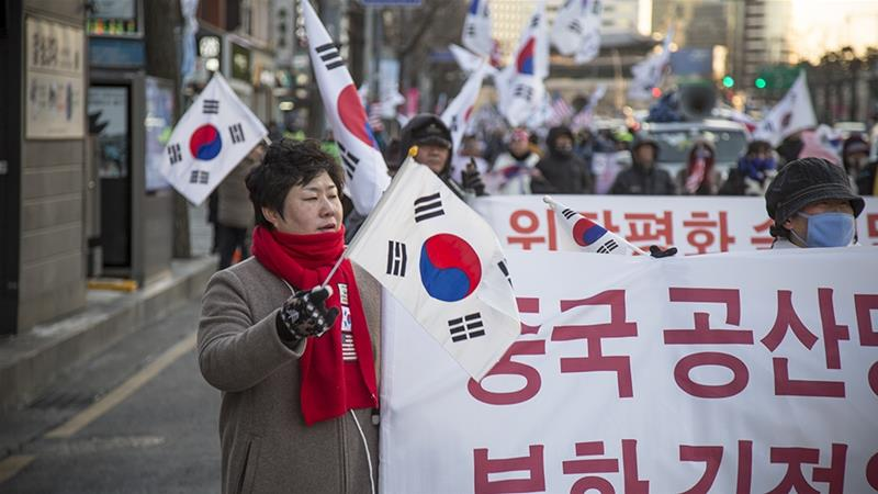 Are North Koreans welcome at the Winter Olympics?