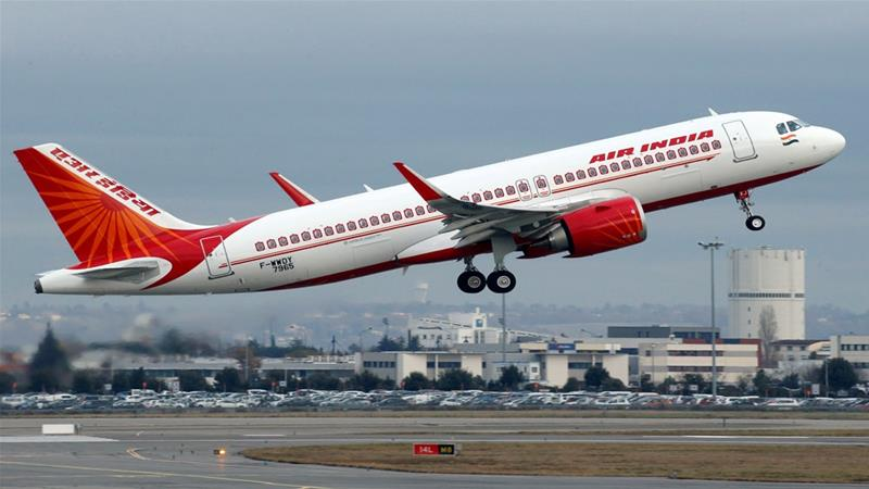 Saudi Arabia permits Air India flights to Israel use its airspace