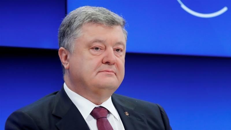 Poroshenko has taken the lead in Ukraine's Western-backed fight against corruption, but as he approaches fresh elections many have lost faith in him [File: Denis Balibouse/Reuters]