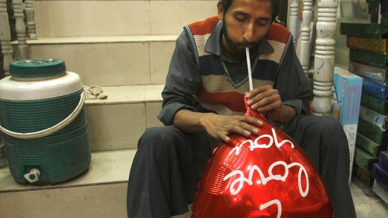 No love in Pakistan for Valentine's Day broadcasts