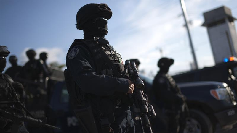 Mexico arrests alleged Zetas drug cartel boss | Mexico News | Al Jazeera