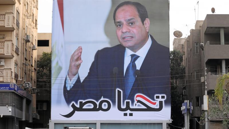 Egypt's government has called a recent BBC report 'flagrantly fraught with lies' [Mohamed Abd El Ghany/Reuters]