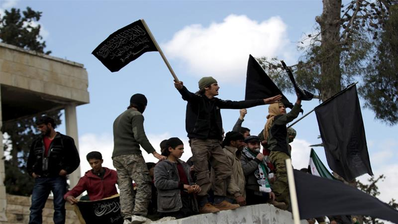 Jabhat al-Nusra had a limited presence in Eastern Ghouta with much larger armed groups fighting there [Reuters]