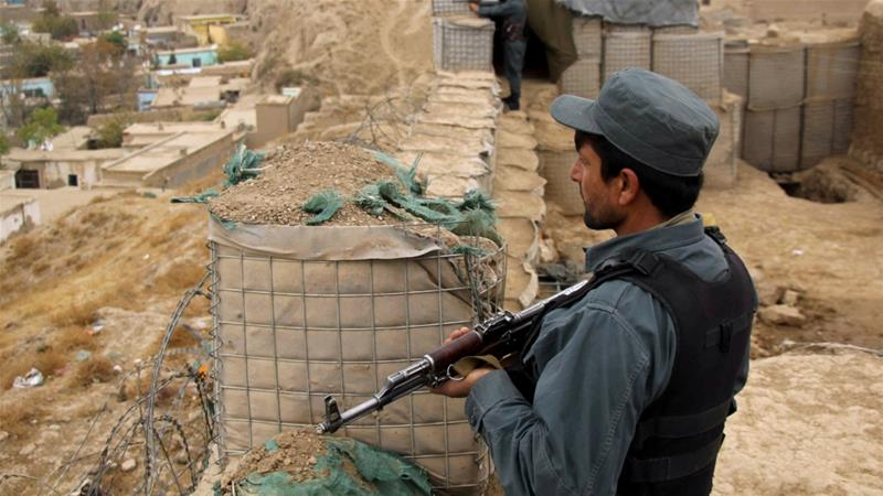 Afghan policemen kidnapped in Taliban bus attack