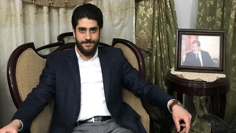 Morsi's son Abdullah dies of heart attack in Cairo hospital
