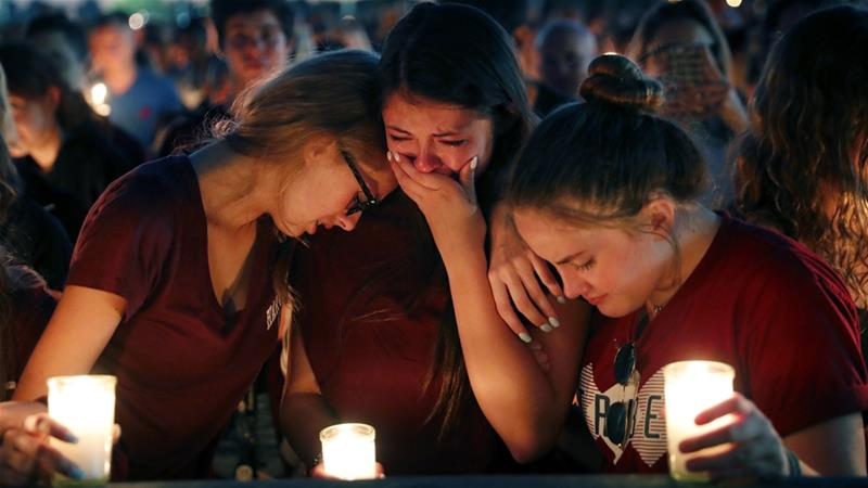 #NeverAgain: Aftermath of the Florida school shooting