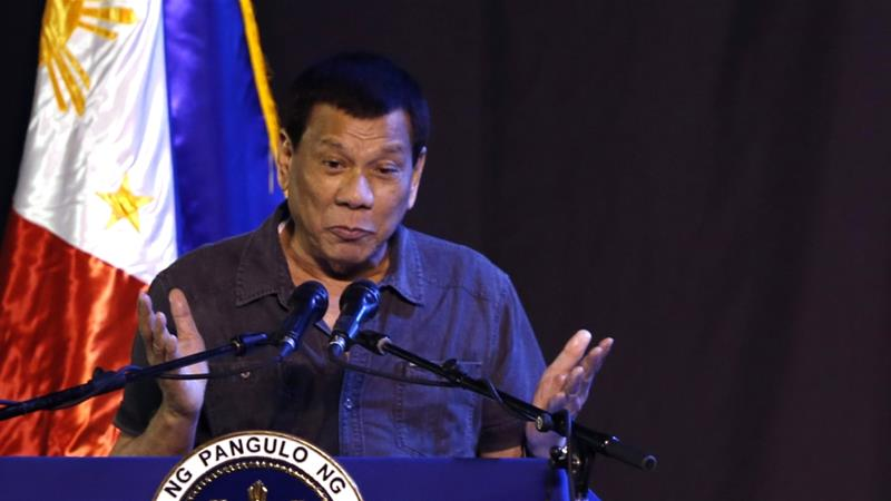 Philippine president needs 'psychiatric evaluation', UN rights chief says