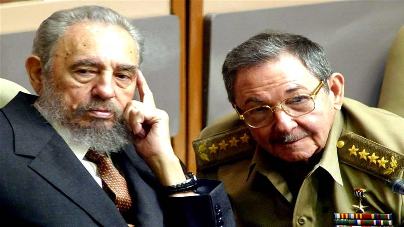 Is it the end of the Castro era?