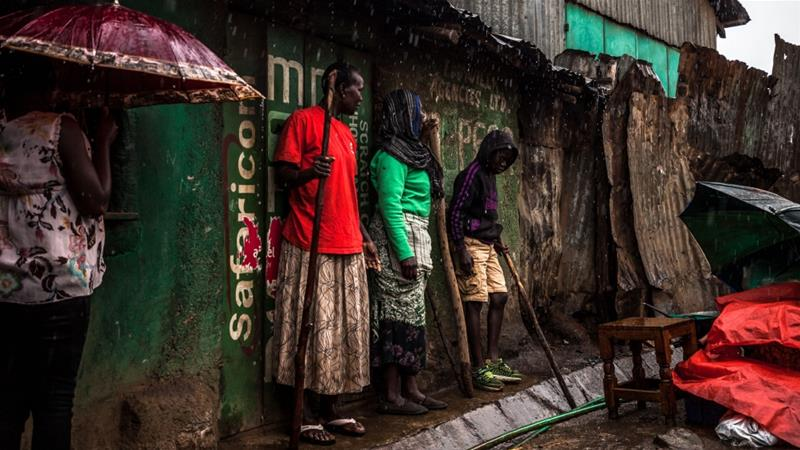 In Kibera, women and children bear brunt of heavy rains