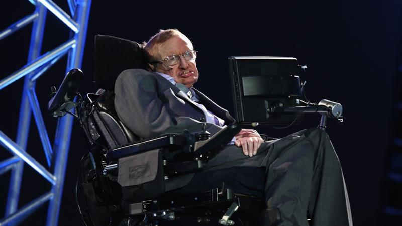 Hawking made headlines in May 2013 when he decided to boycott a high-profile conference in Israel where he was scheduled to speak [File: Dan Kitwood/Getty Images]