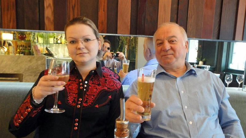 Sergei Skripal  And His Daughter Yulia  Were Discovered Unconscious On