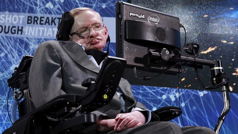 Stephen Hawking quotes: 'Occasionally, I find an answer'