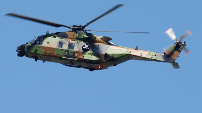Qatar signs $3.7bn deal to buy military helicopters