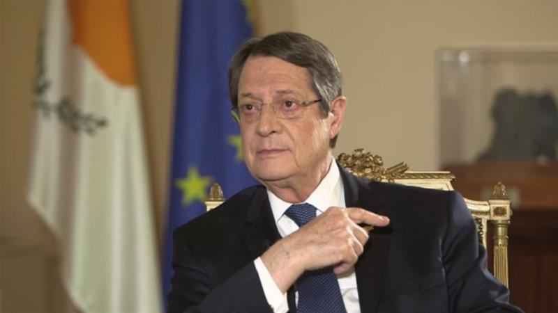 Nicos Anastasiades: Cyprus, Turkey and the gas standoff