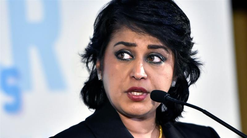 Mauritius President Ameenah Gurib-Fakim resigns over credit card scandal
