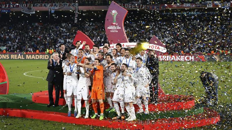 Real Madrid topped the earning ranking for the 12th time [Youssef Boudlal/Reuters]